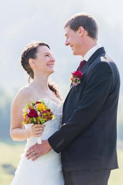 Hochzeitsfotografie, Küsnacht