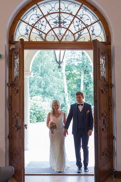 Hochzeitsfotografie, Au, Hochzeit