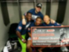 KO Dynasty MMA Managemet. Bellator Champion. Emanuel Newton. Antnio Mckee.Arnold Chon.Mickey Dubberly