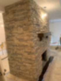 Fireplace Remodeling After