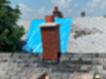 Chimney Rebuild After