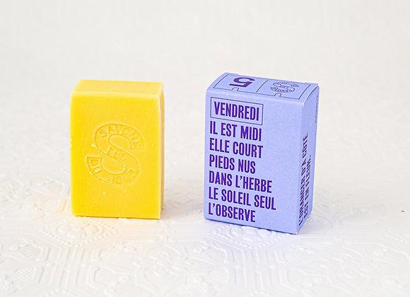 VENDREDI - Orange douce / romarin