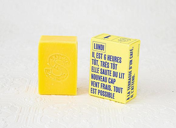 LUNDI - Litsée citronnée / cyprès