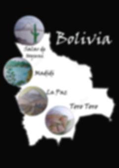 Dibujo Original Bolivia