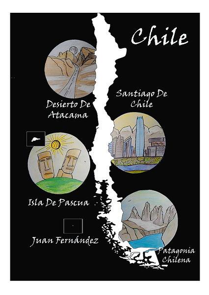 Dibujo Original Chile