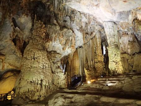 Un lugar especial en Vietnam: el parque nacional Phong Nha - Kie Bang, patrimonio de la humanidad