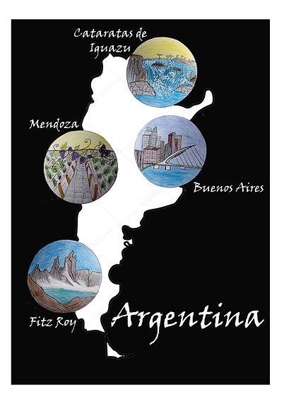 Dibujo Original Argentina