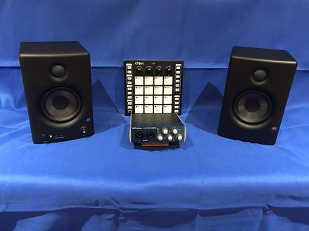 SpiritTec Sound w: ATOM Pad.HEIC