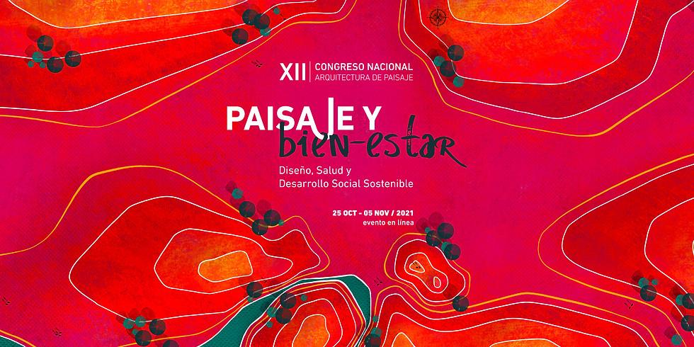 XII Congreso Nacional de Arquitectura de Paisaje