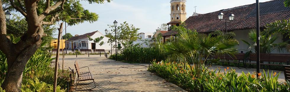 Revitalización Albarrada de Mompox, Colombia