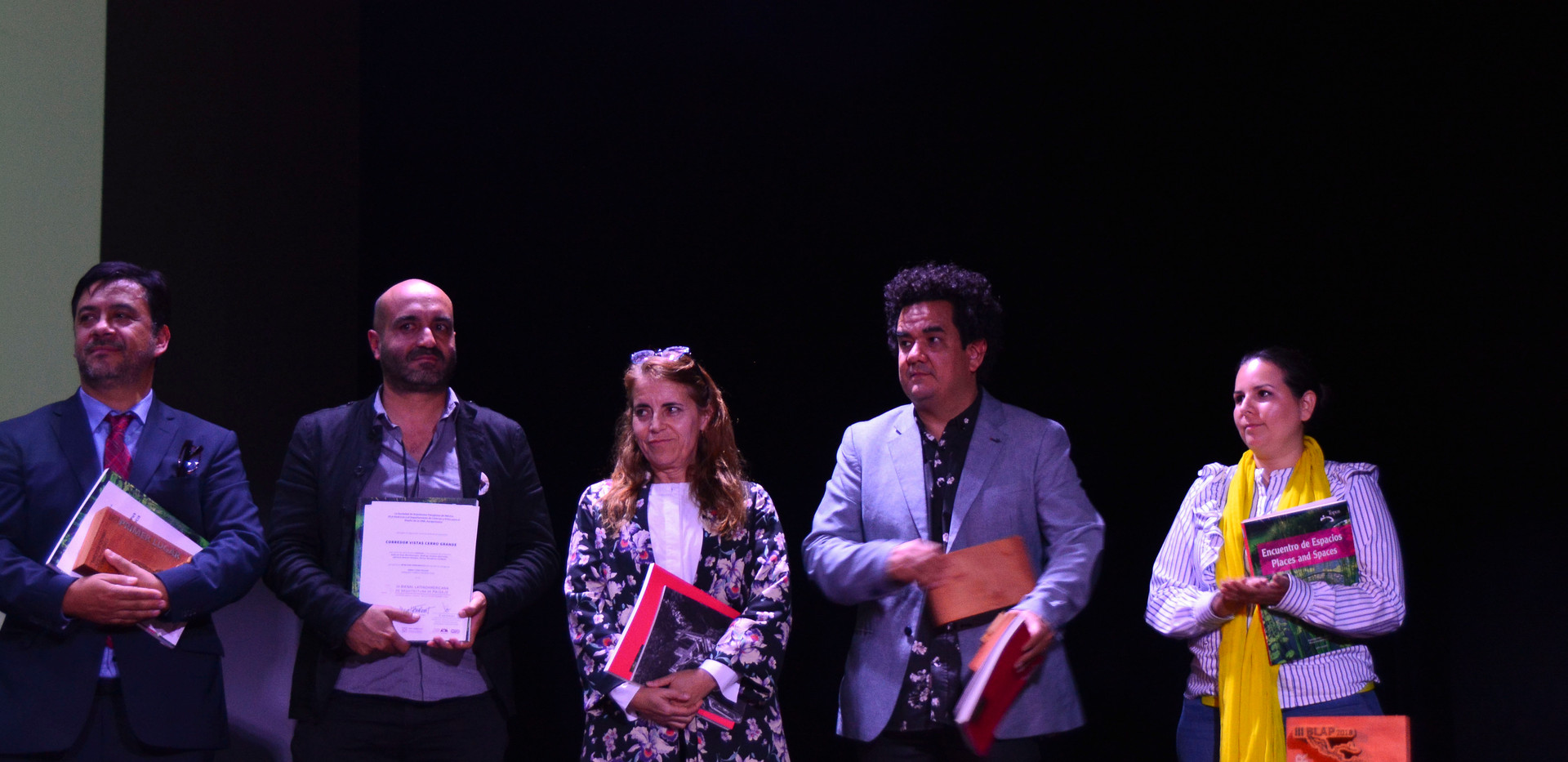 Premiación 3a. BLAP