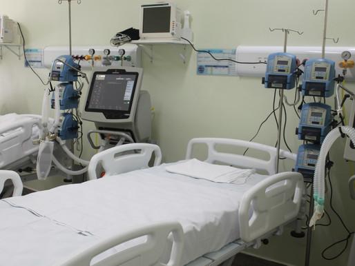 Mais 10 leitos de Covid no Hospital de Campanha em Caruaru