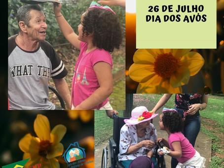 26 de Julho: Dia dos Avós