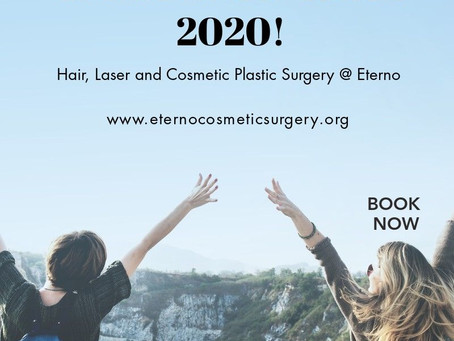 Create a New You this 2020!