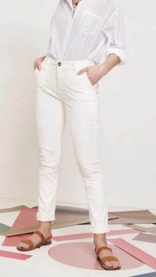 LAB DIP - Pantalon ANGIE - 2 couleurs