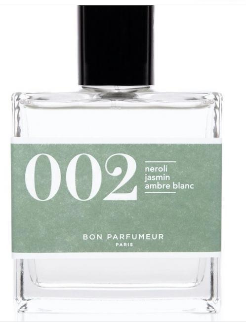 BON PARFUMEUR - Flacon 002 - neroli, jasmin,ambre blanc