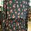 Thumbnail: KOCCA - Robe CAUSTIC à motifs fleurs élastiquée à la taille