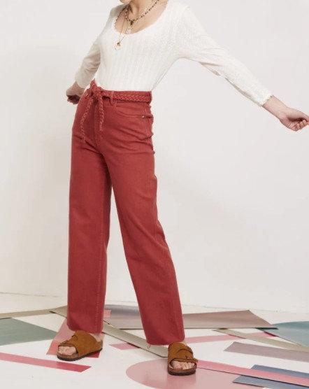 LAB DIP - Pantalon SULLY - 2 couleurs