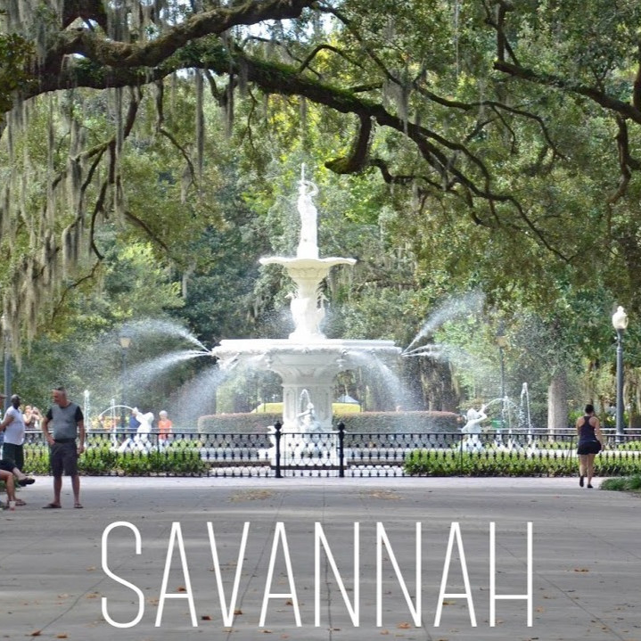 Youth Group - Savannah Trip