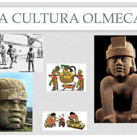 Olmeca, la cultura madre de Mesoamérica