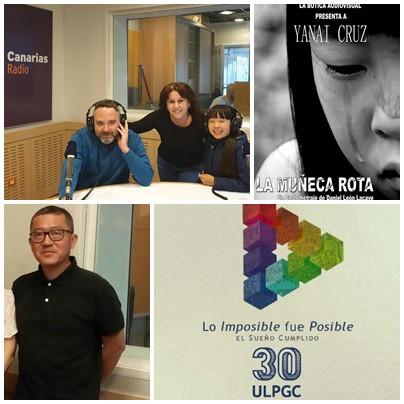 """El IC de China y de Corea del Sur celebran los 30 años de la ULPGC. """"La Muñeca Rota"""" un co"""