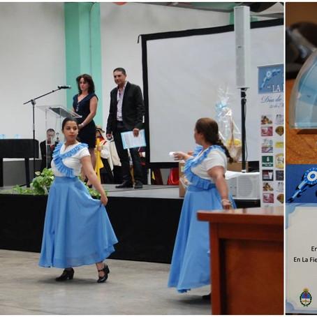 Presentaciones de Argentina, Sierra leona y Perú.