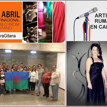 Celebramos el Día Internacional del Pueblo Gitano y la llegada de artistas rumanos a Canarias