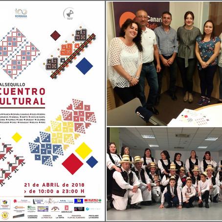 31 países se dan cita en Gran Canaria en la séptima edición del Encuentro Intercultural La Barrera-V