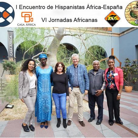 Casa África, escenario del I Encuentro de Hispanistas África-España y de las VI Jornadas Africanas