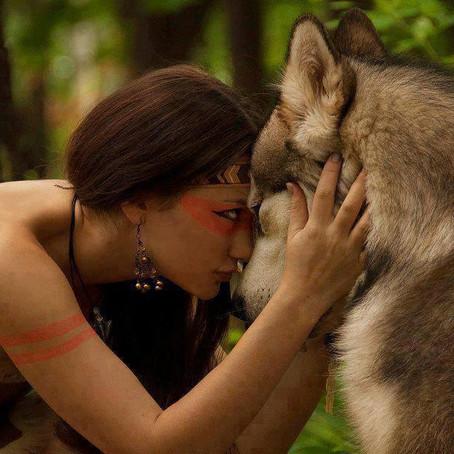 Mujer indígena, la voz de una guerrera