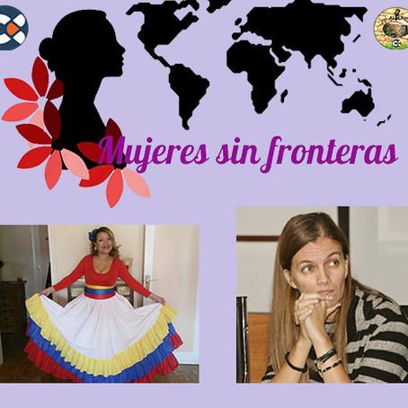 """Vuelve """"Mujeres sin Fronteras"""", las voces de la migración femenina"""