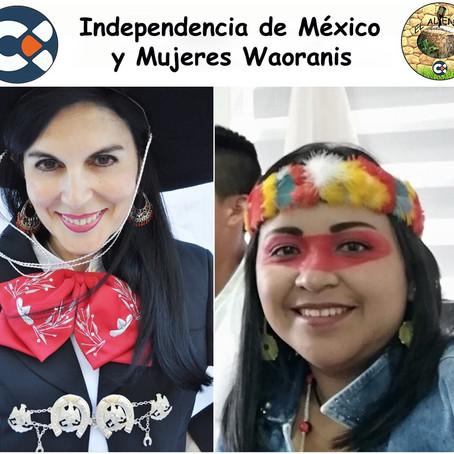"""Comenzamos la 4ª temporada de """"El Alpende"""" con México y Mujeres Waoranis"""
