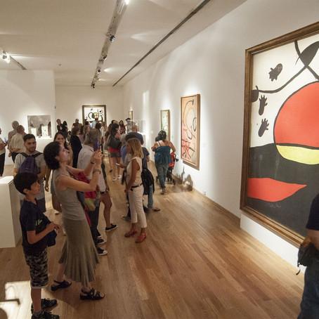 Miró les ganó la pulseada a los mexicanos y a Ai Weiwei