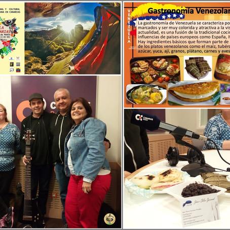 1ª Feria artesanal y cultural de la comunidad venezolana en Canarias