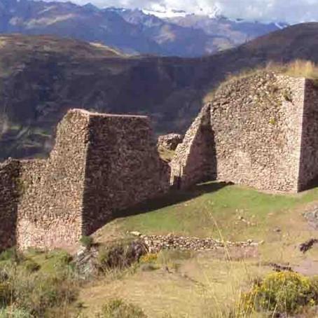 Hallazgo de una antigua ciudad en los Andes peruanos, anterior a Machu Picchu