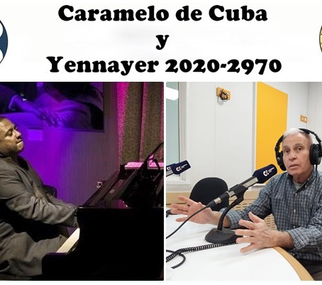 """Tradiciones del Yennayer y el músico """"Caramelo de Cuba""""."""
