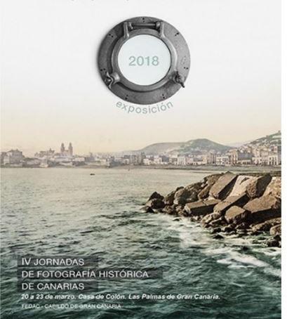 Luces del Atlántico, IV Jornadas Fotografía Histórica Canarias