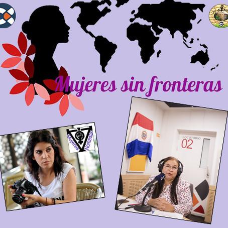 Historias sobre mujeres paraguayas y Lina Ben Mhenni