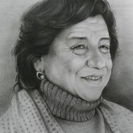 Heroina de nuestro tiempo : Angela Sanchez.