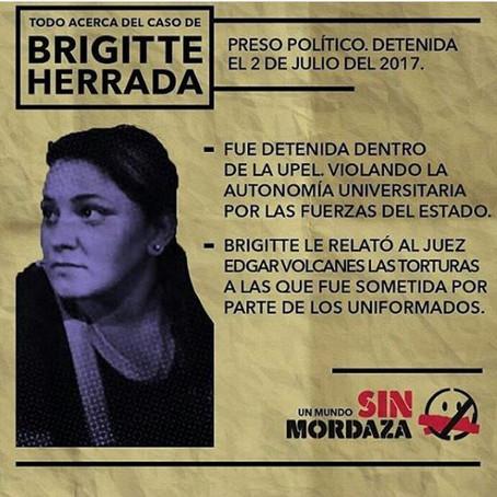 Brigitte Herrada: Sentimiento de libertad