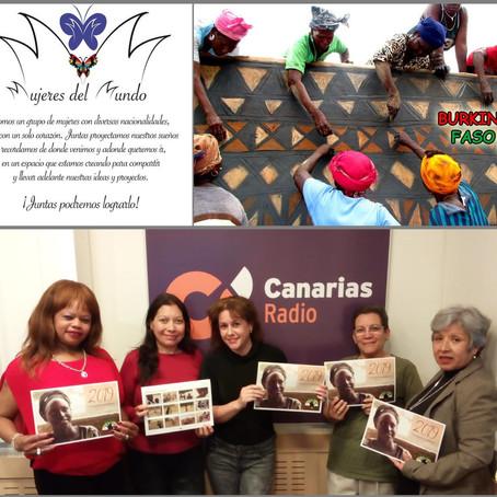 Mujeres del Mundo y solidaridad con Burkina Faso