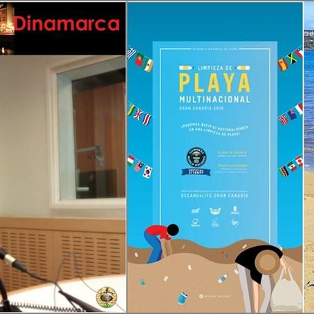 Dinamarca celebra el Día de La Constitución y en Canarias, más de 60 países se unen con motivo del D