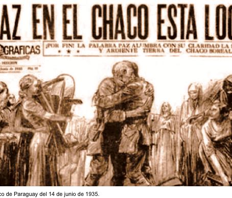 12 de Junio: Día de la Paz del Chaco