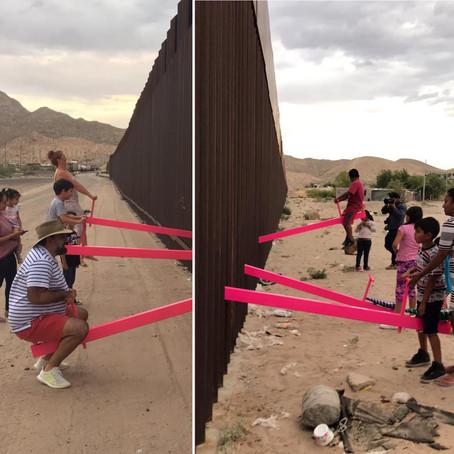 Cuando los pueblos se impone ante los muros