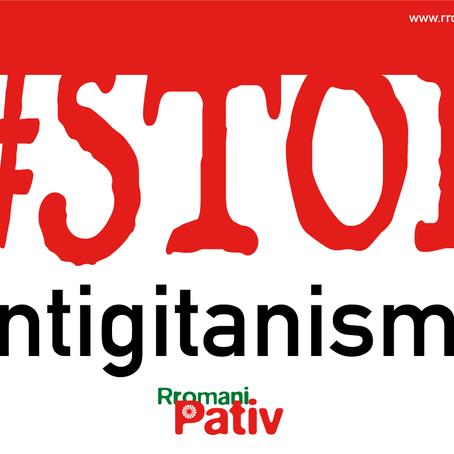 Rromani Pativ, cada vez más visible en los medios de comunicación y redes sociales.
