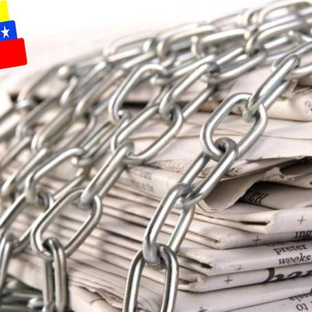 (IPYS) Instituto Prensa y Sociedad Venezuela comunica sobre la censura y violencia contra periodista