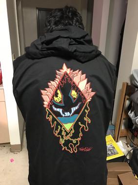 Custom Rain Jacket 2018
