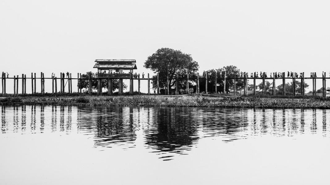 Mandalay, Myanmar, 2018.