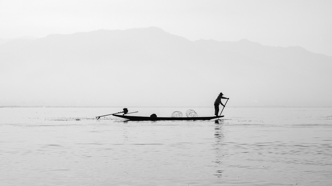 Inle Lake, Myanmar, 2018.