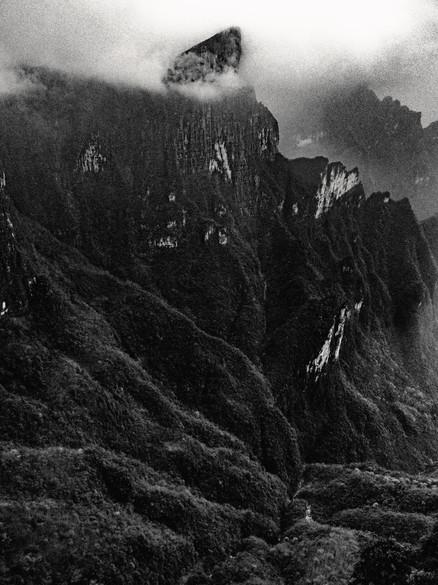Mont Tianmen - Zhangjiajie - Hunan - CHINA.